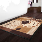 cafe logo doormats