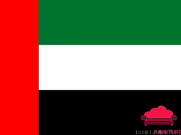 Uae Flags For National Day Amp Flag Day In Dubai Hotel
